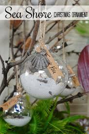 sea shore christmas ornaments