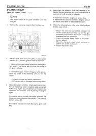 why wont my hyundai sonata start hyundai sonata nf 2005 2013 engine electrical system
