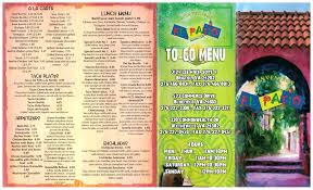 El Patio Restaurant Fort Myers Fl Stylish El Patio Restaurant Menu As Encouragement And Also