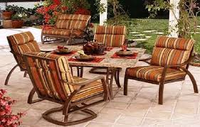 outdoor chair cushions awesome patio furniture sets as outdoor
