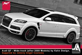 Audi Q7 Models - johnny angel customs bodykits and vehicle wrapping range rover