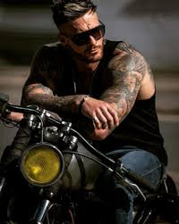 Halloween Motorcycle Costume Tattoos Halloween Costume U2013 Inkbox Tattoos