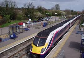 Radley railway station