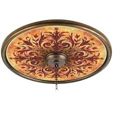 Tuscan Ceiling Fans With Lights Tuscan Style Ceiling Fans Sofrench Me