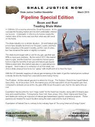 Cheyenne Light Fuel And Power Phone Number Shale Justice Pipeline Edition 3 2015 Federal Energy Regulatory
