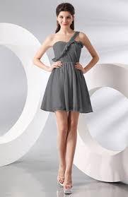 grey color cocktail dresses uwdress com
