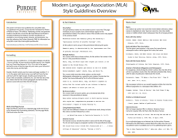italicize or quote book titles apa a handy mla poster for your class educational technology and