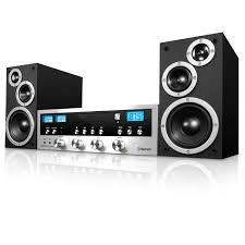 7 1 home theater speakers amazon com stereo shelf systems electronics