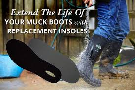 s muck boots canada extend the of your muck boots with replacement insoles