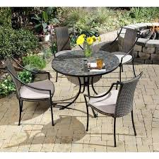 patio table with 4 chairs patio table chairs elegant small patio table and 4 chairs for your