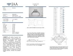 diamond clarity chart scale 1 25ct igi leo princess diamond u201critani u201d halo engagement ring