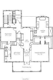 southern living floorplans southern living idea house 2010 bayou bend floor plans southern