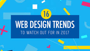 2017 design trends 16 web design trends to watch out for in 2017 visual learning