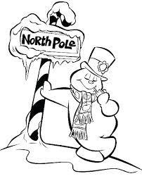 snowman coloring pages pdf cartoon snowman coloring pages north pole coloring pages frosty the