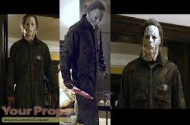 michael myers jumpsuit rob s screen worn mane michael