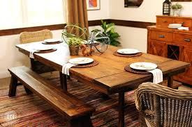 Rustic Dining Room Table Sets Rustic Kitchen Table Moutard Co