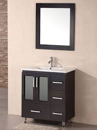 18 Deep Wall Cabinets Plain Fine 18 Inch Depth Bathroom Vanity Deep Double Sink For