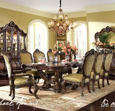 9 dining room set chateau 9 ornate formal dining room 10 sets set furniture 7