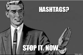 Hashtag Meme - get more pinterest followers from your competitors linkcollider