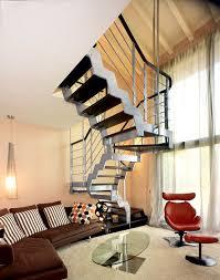 U Stairs Design U Shaped Self Supporting Beech Open Staircase Loft U Shaped Open