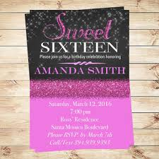 lavender purple princess sweet 16 from partyprintexpress on etsy