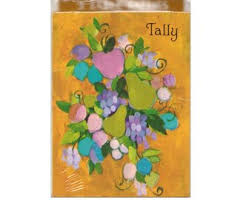two table progressive tally bridge tally cards etsy
