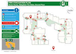 0 luxury evacuation floor plan symbols house and floor plan