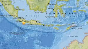 earthquake bali 2017 earthquake strikes indonesia s java island triggers tsunami warning