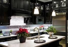 black kitchen cabinets small kitchen modern pendant ls with classic black kitchen cabinet for small