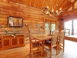 small log home interiors interior designs inside a small log cabins small design ideas