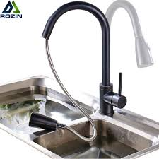online get cheap kitchen faucets black aliexpress com alibaba group