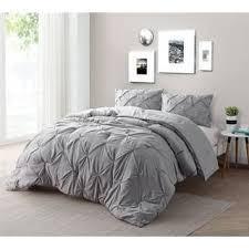 Gray Bedding Sets Grey Comforter Sets For Less Overstock