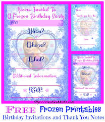 frozen birthday party invitations printable theruntime com