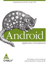 android documentation android application development rick rogers lombardo meike