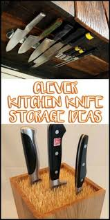martin kitchen knives this clever universal knife block design came from the creative