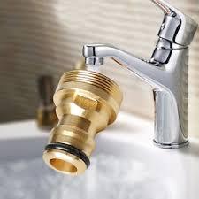 raccord tuyau robinet cuisine 1x robinet connecteur cuivre laiton raccord tuyaux adaptateur