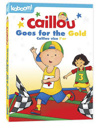 caillou gold dvd frugal mom eh
