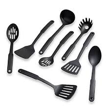 Kitchen Cooking Utensils Names by 7 Piece Kitchen Utensil Set Bed Bath U0026 Beyond