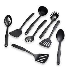 Kitchen Utensils And Tools by 7 Piece Kitchen Utensil Set Bed Bath U0026 Beyond