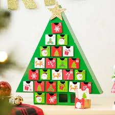 lighted santa s workshop advent calendar christmas advent calendars you ll love wayfair