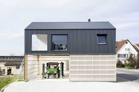 Building A Garage Workshop by Modern Unique House On Top Of Garage Workshop Home Improvement