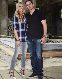 Tarek And Christina El Moussa by Christina El Moussa To Tarek We U0027re Over The Hollywood Gossip