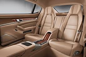 porsche panamera seats 2016 porsche panamera turbo s executive review ratings edmunds