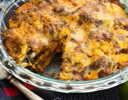 thanksgiving leftovers enchilada pie recipe nyt cooking