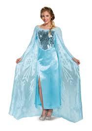 elsa costume womens frozen elsa ultra prestige costume