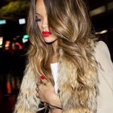 hair color formula rihanna caramel hair color 2016 celebrity hair color guide