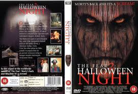 the horrors of halloween the fear halloween night 1999 vhs and