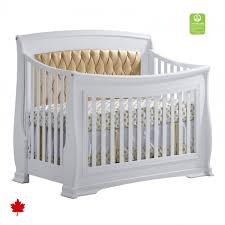 Convertible Cribs Canada Natart Juvenile Gold 5 In 1 Convertible Crib Natart