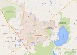 gainesville map gainesville florida map