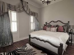 bedroom curtain ideas bedroom master bedroom curtain idea with decorative valance